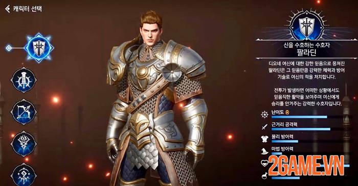 DK Mobile bom tấn nhập vai chính thức ra mắt cộng đồng game thủ Hàn Quốc 1