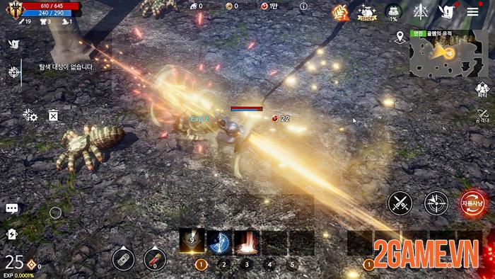 DK Mobile bom tấn nhập vai chính thức ra mắt cộng đồng game thủ Hàn Quốc 3