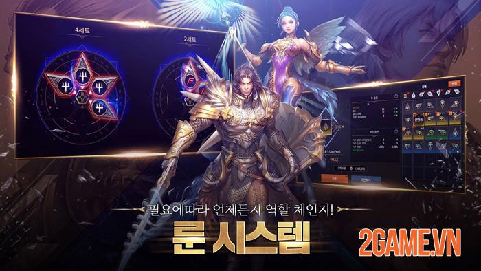 DK Mobile bom tấn nhập vai chính thức ra mắt cộng đồng game thủ Hàn Quốc 2
