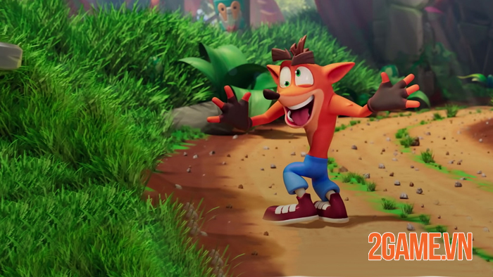 Crash Bandicoot: On the Run! Chính thức ra mắt game thủ mobile 0