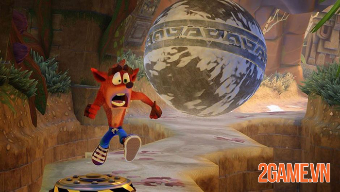 Crash Bandicoot: On the Run! Chính thức ra mắt game thủ mobile 1