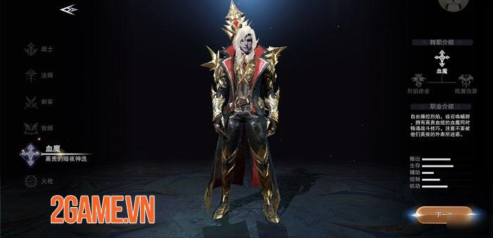 Siêu phẩm MMO Forsaken World: Thần Ma Đại Lục sẽ sớm ra mắt game thủ Việt 3