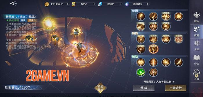 Siêu phẩm MMO Forsaken World: Thần Ma Đại Lục sẽ sớm ra mắt game thủ Việt 6