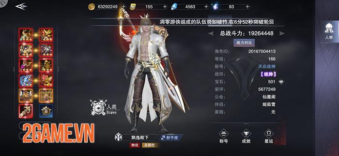 Siêu phẩm MMO Forsaken World: Thần Ma Đại Lục sẽ sớm ra mắt game thủ Việt 7