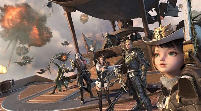 Siêu phẩm MMO Forsaken World: Thần Ma Đại Lục sẽ sớm ra mắt game thủ Việt