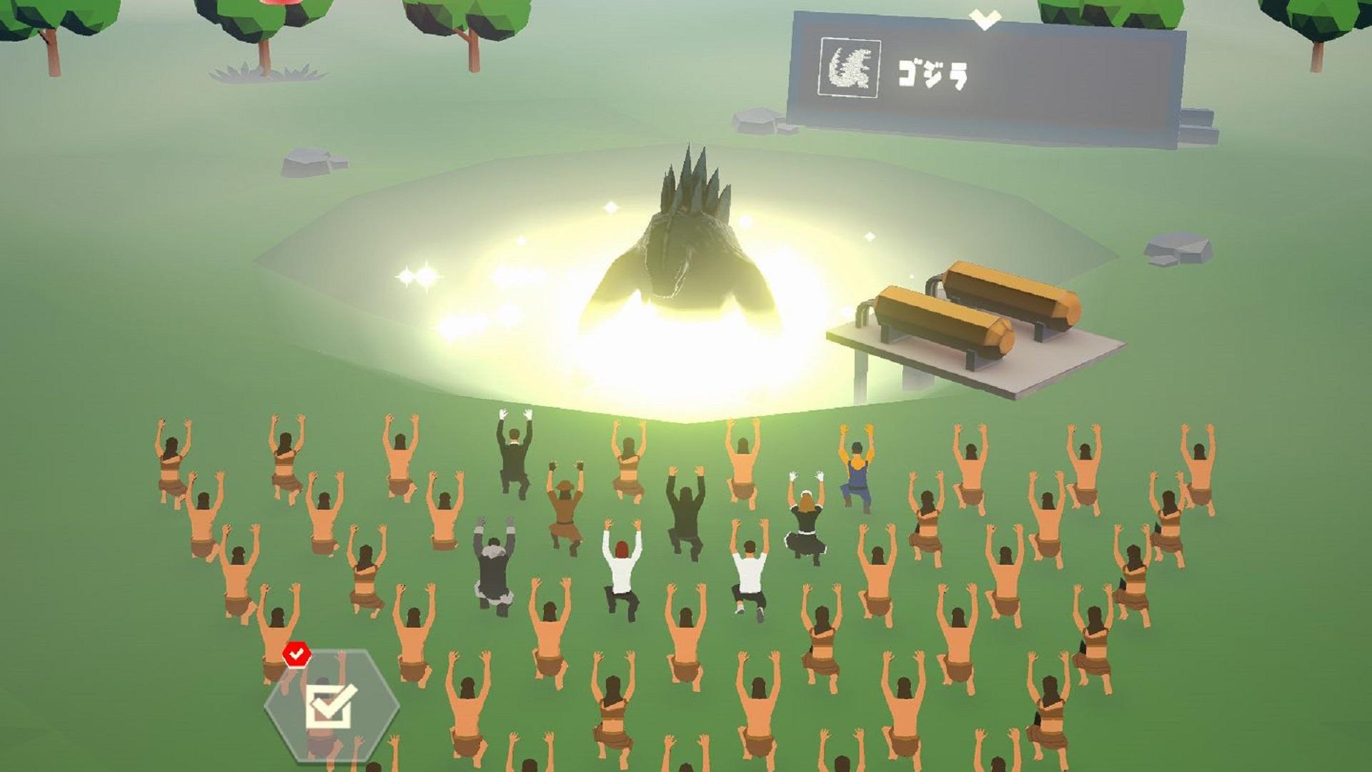 Run Godzilla - Siêu quái thú của TOHO chính thức ra mắt game thủ mobile 1