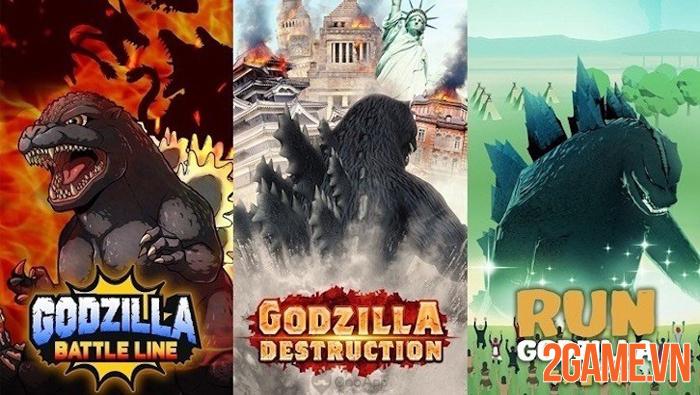 Run Godzilla - Siêu quái thú của TOHO chính thức ra mắt game thủ mobile 2