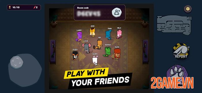 Suspects: Mystery Mansion - Lại thêm một tựa game phá hủy tình anh em 0
