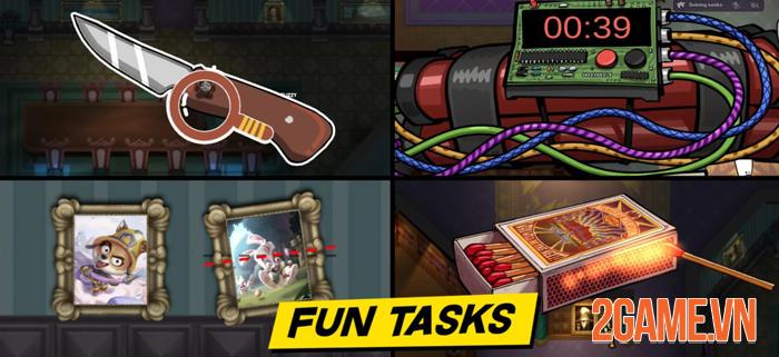 Suspects: Mystery Mansion - Lại thêm một tựa game phá hủy tình anh em 1