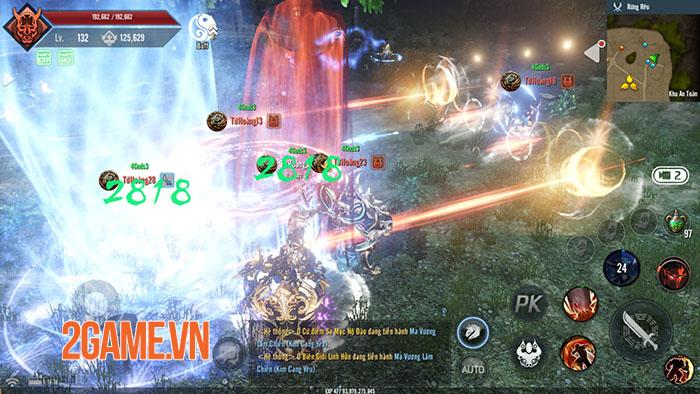 Tứ Hoàng Mobile – Đột phá lối chơi, khẳng định đẳng cấp PK 7