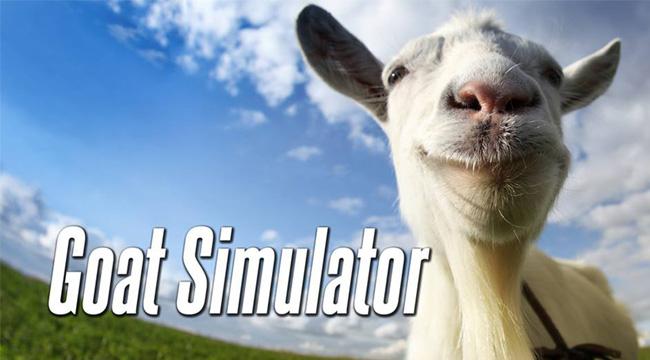 Quậy phá cuối tuần thả ga với Goat Simulator Mobile