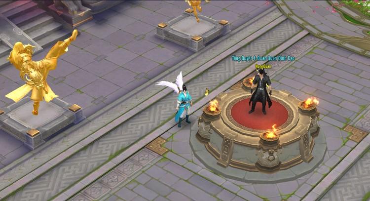 Tình Kiếm 3D Update Vòng đấu đỉnh cao hứa hẹn những cuộc đại chiến căng thẳng 3