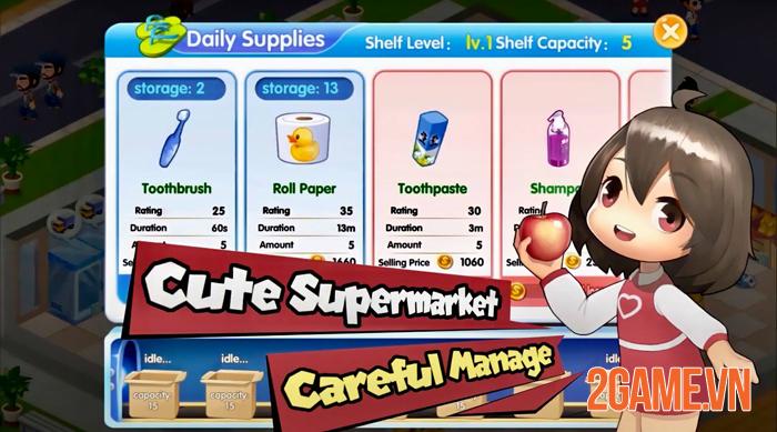 My Store: Sim Shopping - Trải nghiệm cảm giác làm chủ cửa hàng riêng 0