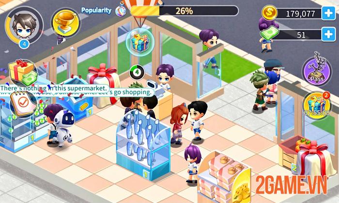 My Store: Sim Shopping - Trải nghiệm cảm giác làm chủ cửa hàng riêng 3
