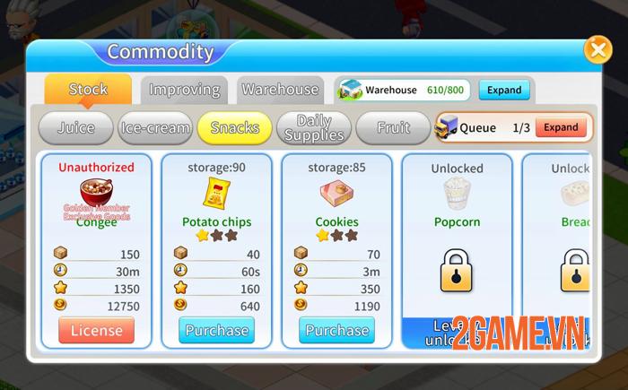 My Store: Sim Shopping - Trải nghiệm cảm giác làm chủ cửa hàng riêng 4