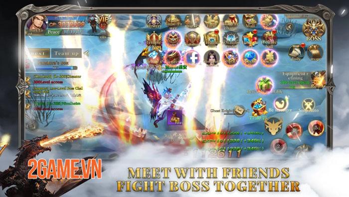 Duel: Light vs Darkness - Game nhập vai ma thuật thao tác đơn giản 0