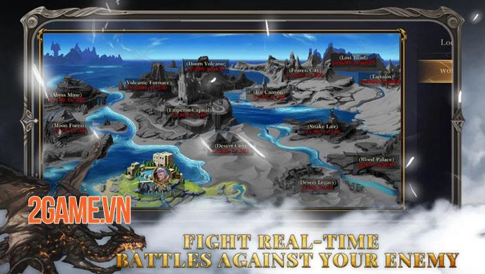 Duel: Light vs Darkness - Game nhập vai ma thuật thao tác đơn giản 2
