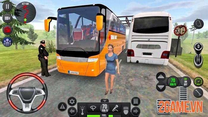 Cách ly vẫn có thể đi phượt với tựa game Bus Simulator: Ultimate 1