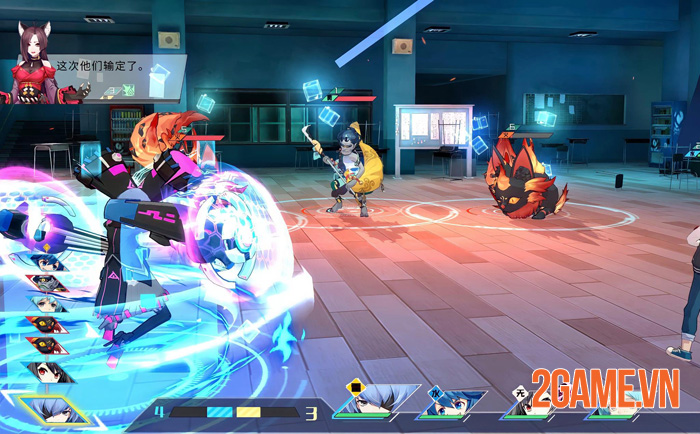 Sakura Gakuen - Game nhập vai chiến thuật hấp dẫn vừa ra mắt 1
