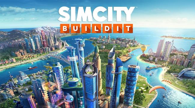SimCity BuildIt – Thể hiện tầm nhìn của game thủ qua việc xây thành phố