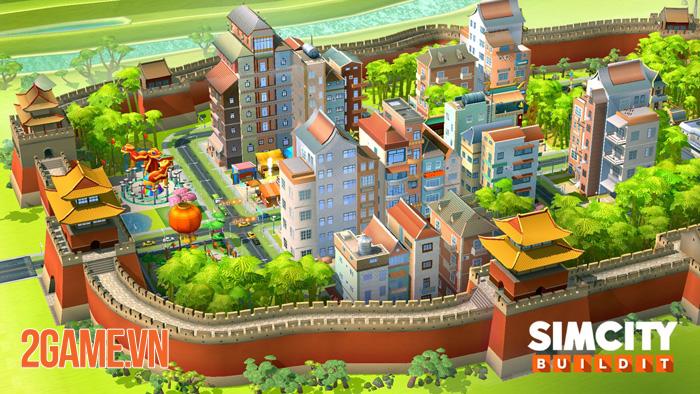 SimCity BuildIt - Thể hiện tầm nhìn của game thủ qua việc xây thành phố 1