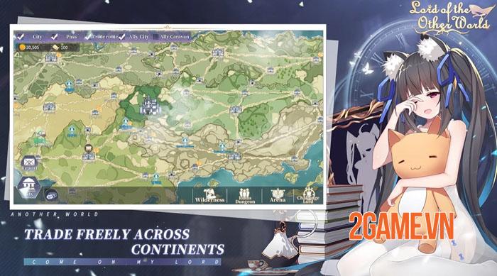 Lord of the Other World - Game chiến thuật tập trung vào tinh thần đồng đội 1