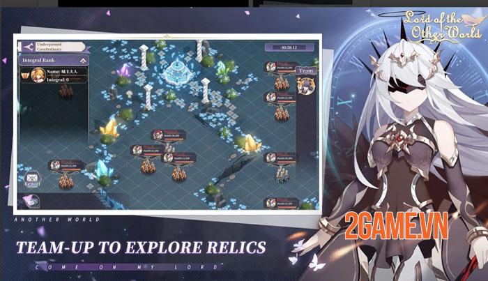 Lord of the Other World - Game chiến thuật tập trung vào tinh thần đồng đội 3