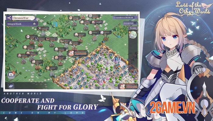 Lord of the Other World - Game chiến thuật tập trung vào tinh thần đồng đội 4