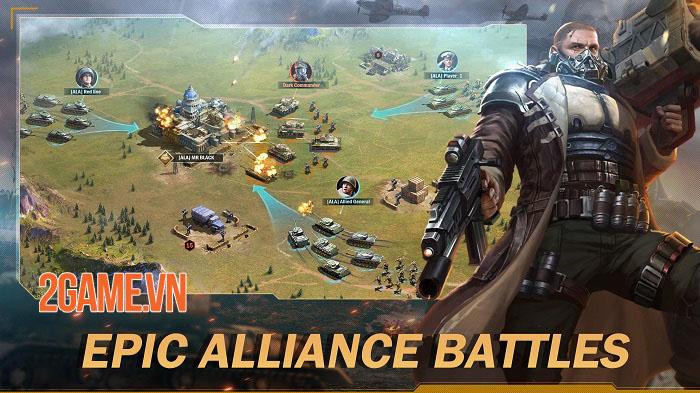 War Mania - Chiến tranh thế giới PVP trong MMO chiến lược sinh tồn 3