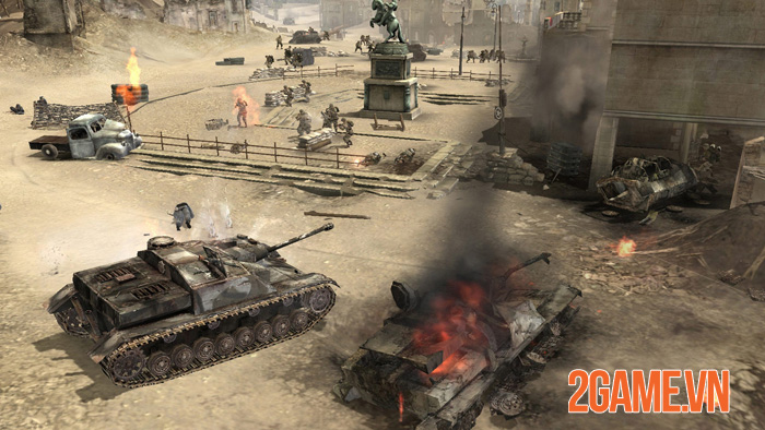 Company of Heroes: Opposing Fronts sẵn sàng ra mắt trong tháng 4/2021 2