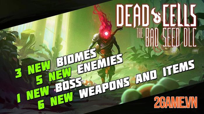 Dead Cells ra mắt bản mở rộng mới đồng thời giảm giá 50% 1