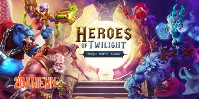 Heroes of Twilight - Game chiến thuật đánh theo lượt với dàn nhân vật độc đáo 0