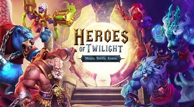 Heroes of Twilight – Game chiến thuật đánh theo lượt với dàn nhân vật độc đáo