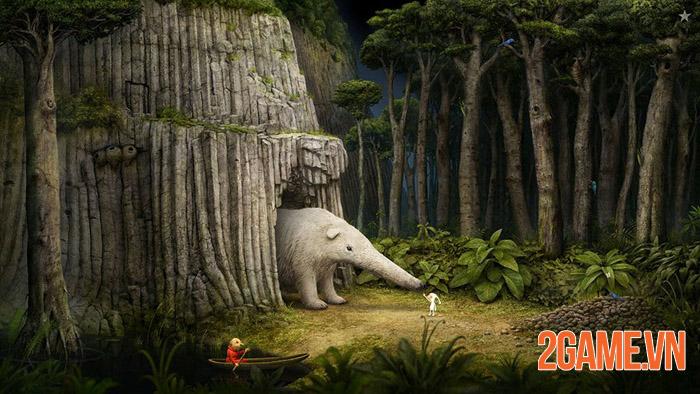 Phiên bản Samorost nguyên thủy nhất đã sẵn sàng ra mắt game thủ 3