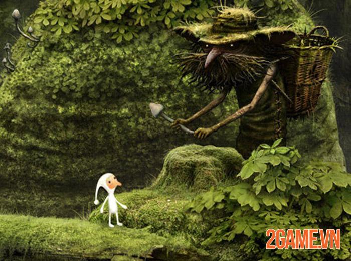 Phiên bản Samorost nguyên thủy nhất đã sẵn sàng ra mắt game thủ 2