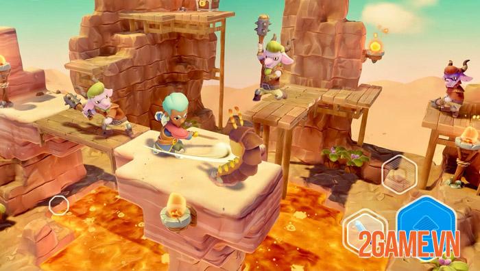 Wonderbox - Game phiêu lưu mạo hiểm thú vị dành riêng nhà Táo 4
