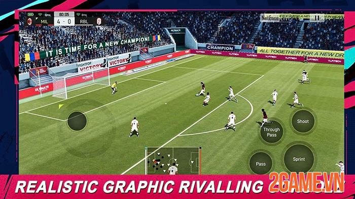 Vive le Football - Tuyệt phẩm bóng đá đỉnh cao của Netease Games 1