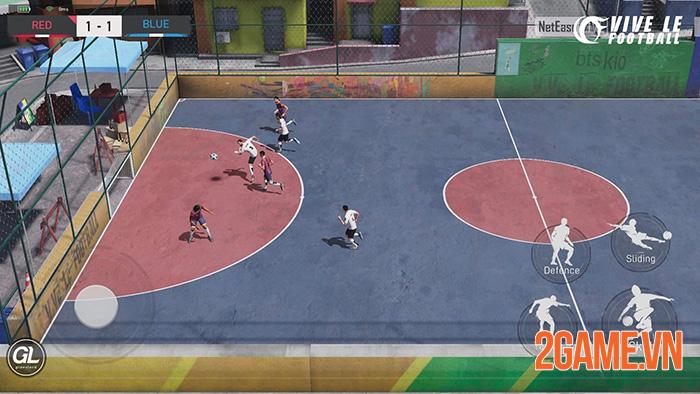 Vive le Football - Tuyệt phẩm bóng đá đỉnh cao của Netease Games 3