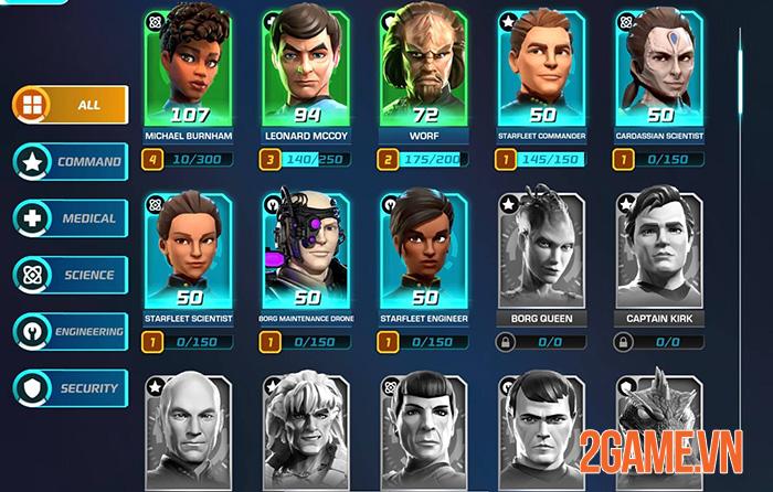 Star Trek: Legends - Du hành vũ trụ cùng phi hành đoàn quen thuộc 5