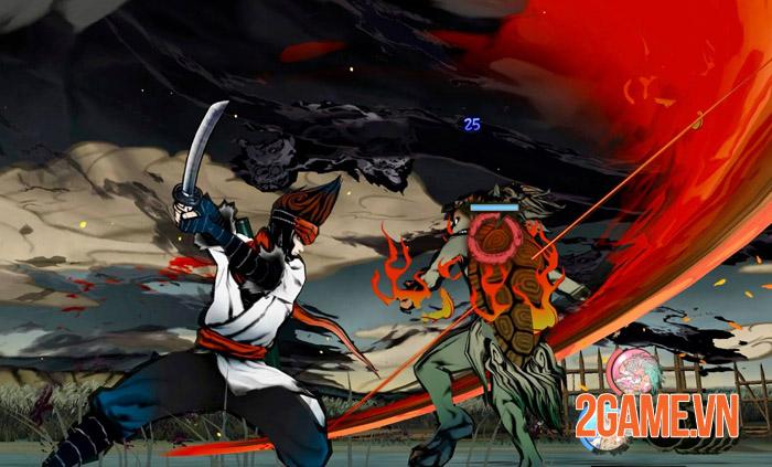 World of Demons - Siêu phẩm hành động với đồ họa thủy mặc độc đáo 2