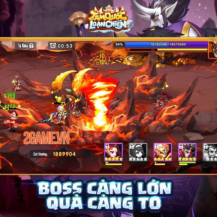 Tam Quốc Loạn Chiến Funtap - Game chiến thuật có cơ chế điều khiển tự do 1