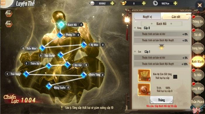 Thiên Long Kỳ Hiệp - game kiếm hiệp chính tông được VGP mang về Việt Nam 3