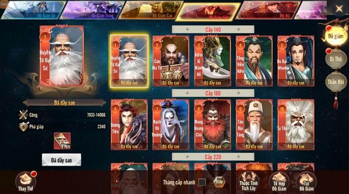 Thiên Long Kỳ Hiệp - game kiếm hiệp chính tông được VGP mang về Việt Nam 4