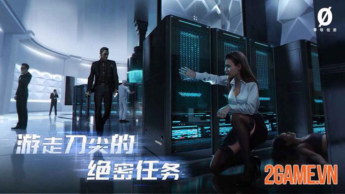 Mission Zero - Quyết tâm chơi lớn của NetEase Games 0