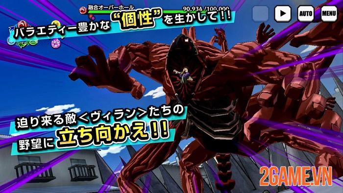 My Hero Academia: Ultra Impact - Bom tấn chuẩn bị ra mắt ở Nhật Bản 4