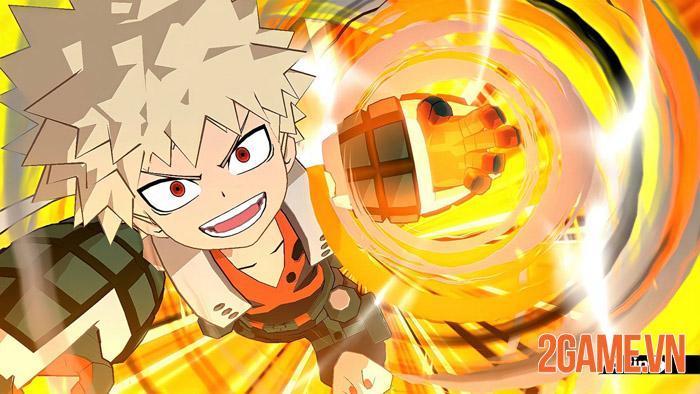My Hero Academia: Ultra Impact - Bom tấn chuẩn bị ra mắt ở Nhật Bản 2