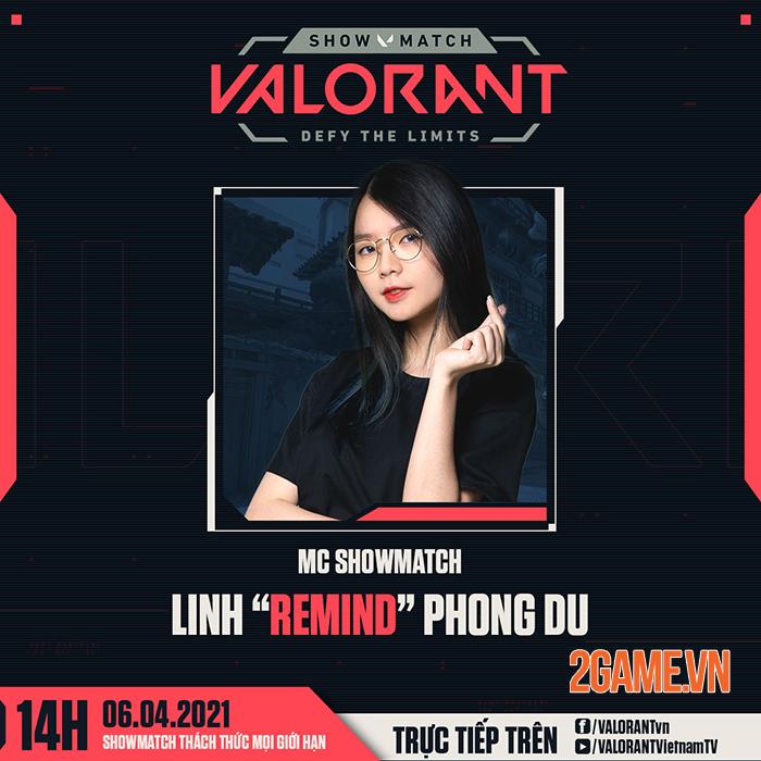 Hé lộ dàn khách mời khủng: Booman,Theanh96… tại showmatch ra mắt Valorant 4