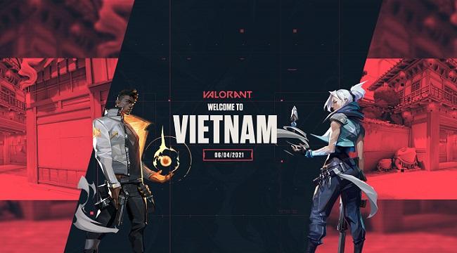 Valorant chính thức ra mắt Open Beta tại Việt Nam