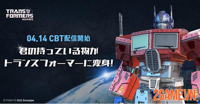 Transformers Alliance - Game Mobile độc đáo chuẩn bị ra mắt cộng đồng 2