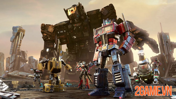 Transformers Alliance - Game Mobile độc đáo chuẩn bị ra mắt cộng đồng 1